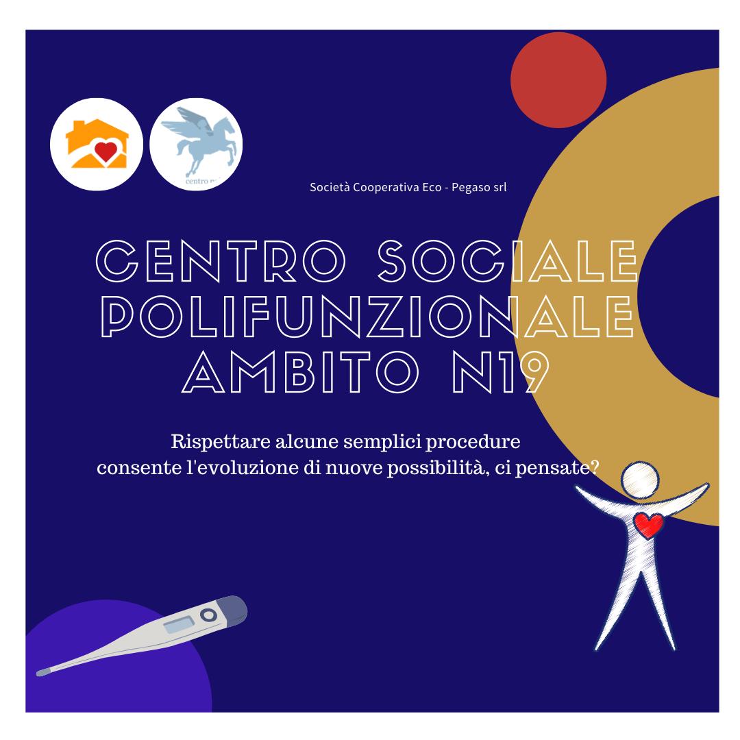 Centro Sociale Polifunzionale Ambito N19