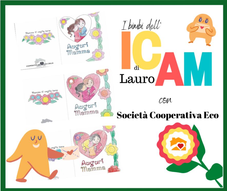 I bimbi dell'ICAM di Lauro