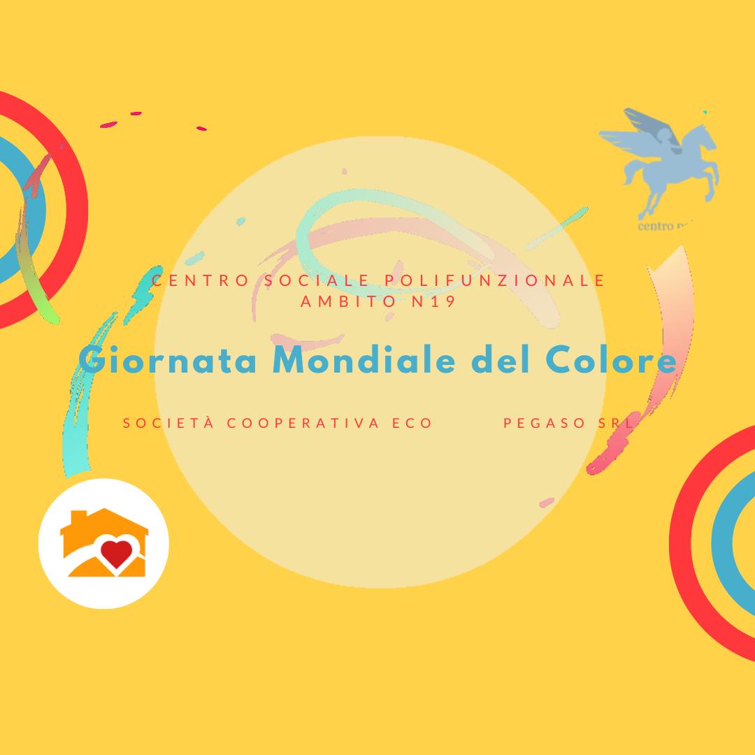Giornata Mondiale del Colore – Centro Sociale Polifunzionale Ambito N19