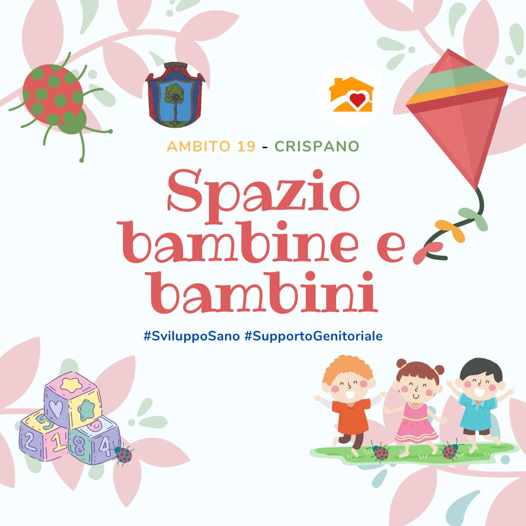 Spazio Bambine e bambini – Crispano Ambito N19